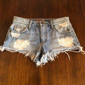 🌻Joe's jeans Cali short size 26 vintage reserve🌻